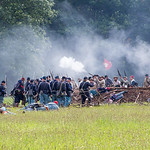 GCV&M Civil War Rrenactment Battlefield - 2015